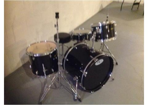 Kids - SP Sound Percussion 4pc drumset