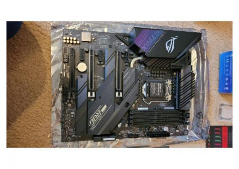 Motherboard and Processor